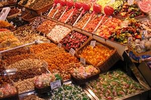 Рынки Барселоны