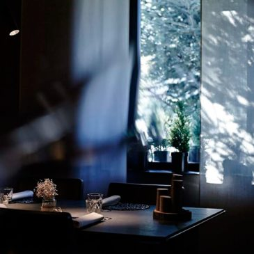 Restaurant «Ca l'Enric» with one Michelin star