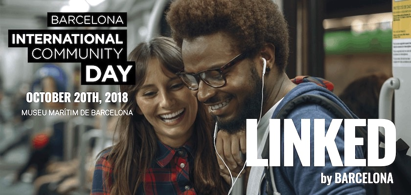 The 5th edition of Barcelona International Community Day