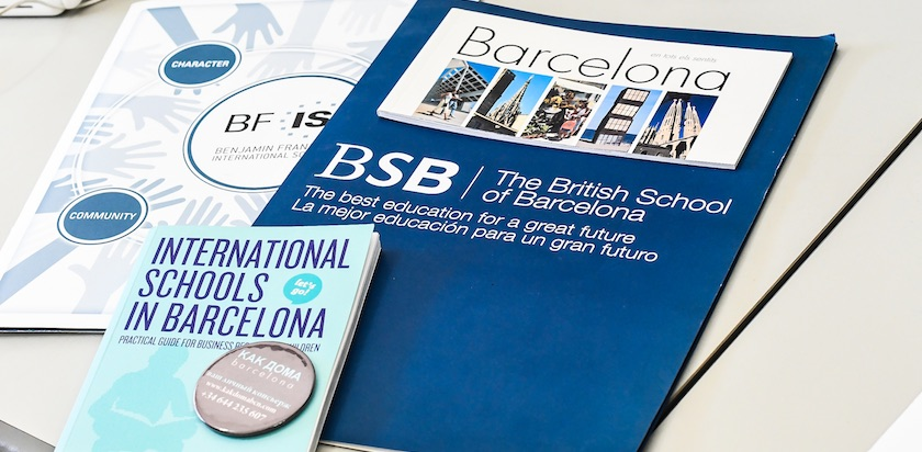 British Schools in Barcelona Selection: Interview with Director of BSB